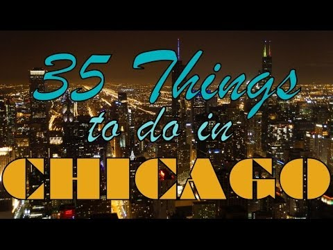 35 Things to do in Chicago | Top Attractions Travel Guide