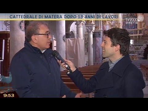 La Cattedrale di Matera dopo 13 anni di lavori