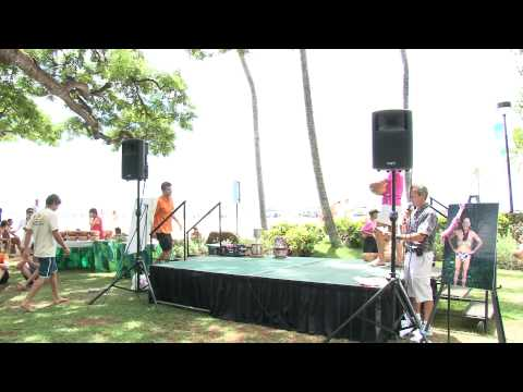 AWARDS MALE AGE GROUP  25yrs to 29yrs  2011 Waikiki Rough Water Swim