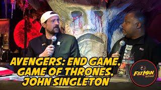 Avengers: Endgame, Game of Thrones, John Singleton