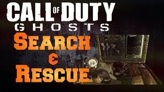 "How Search and Rescue Works in COD Ghosts ""The New Search and Destroy"""
