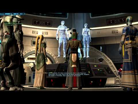 SWTOR Jedi Consular ending darkside 15/15