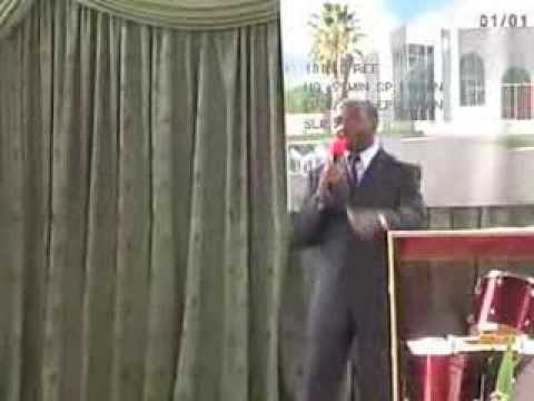 The Purpose of the Power   Pastor Ronald Mwale   Zambia