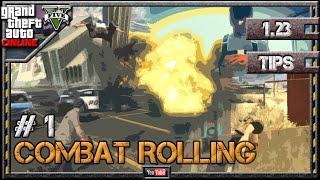 GTA 5 Online Tips And Tricks #1 Combat Rolling (Combat