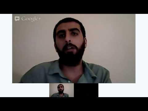 From Activist to Activist: Amer Mattar talks about the use of media in Syria