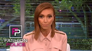 A Statement From Giuliana About Last Night's Fashion Police | E!