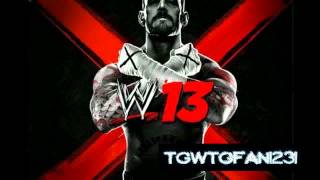 """WWE 13 The Game : WWE 13 Theme Song """"Revolution"""" By"""