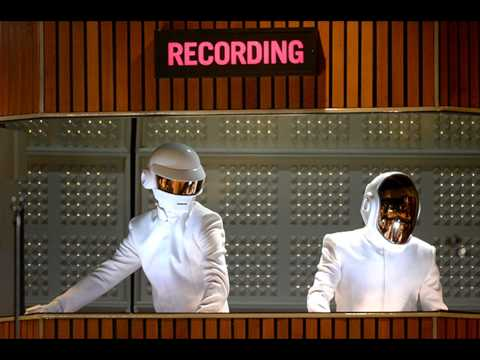 [HD] Get Lucky/ Le Freak/ Another Star - Daft Punk feat. Pharrell and Stevie Wonder - Grammys 2014