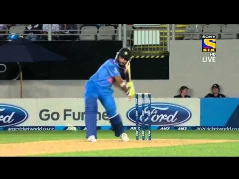 RAVINDRA JADEJA SLAMS A HALF CENTURY Highlights | NEW ZEALAND VS INDIA 3RD ODI | 25 JAN 2014
