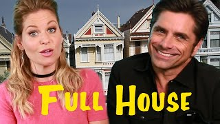 """The Cast Of """"Full House"""" Answer Fan Questions"""
