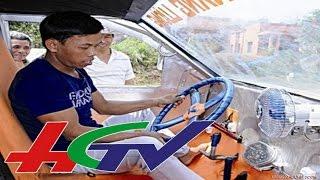 HGTV | Anh Hai Lúa bán trâu chế tạo ô tô