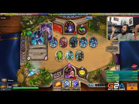 Hearthstone BEST Funny Moments#3