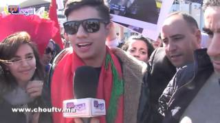 بالفيديو.. أول تصريح لإيهاب بعد عودته من نهائي ستار أكاديمي و ها شنو قال على حنان لخضر | خارج البلاطو