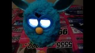Фёрби (Furby) руссифицированный
