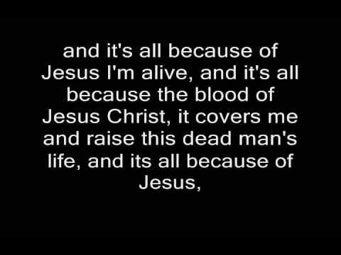 All Because Of Jesus (Lyrics) + Casting Crowns