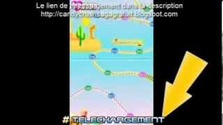 TÉLÉCHARGER Candy Crush Saga Sur Android Super Mod V1