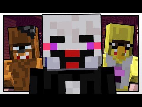 Minecraft | THE PUPPET MASTER'S MANSION | Custom Mod Adventure