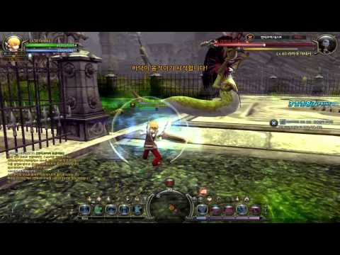 [Dragon Nest] MoonLord lv50 - Manticore Lord Nest (Abyss) [HD]