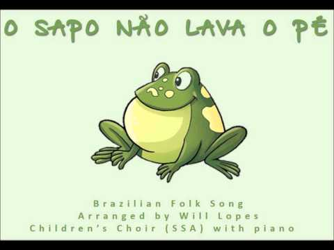O Sapo nao lava o Pe - Arranged and Performed by Will Lopes