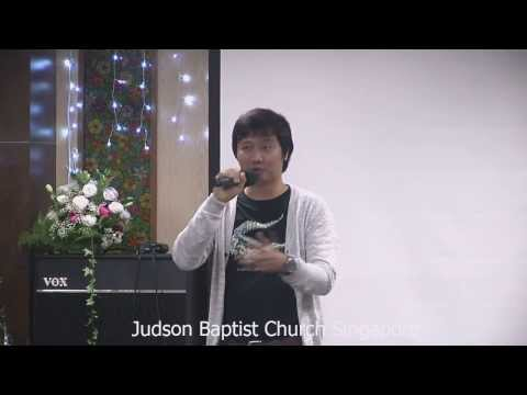 Ko Myo Gyi Testimony and Praise Song JBCS 02Jan14