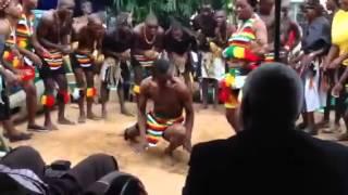 Jerusarema/Mbende Dance: Yarira YaMangwende