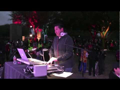 Mobile DJ gig log - March 2013 Dallas, Texas