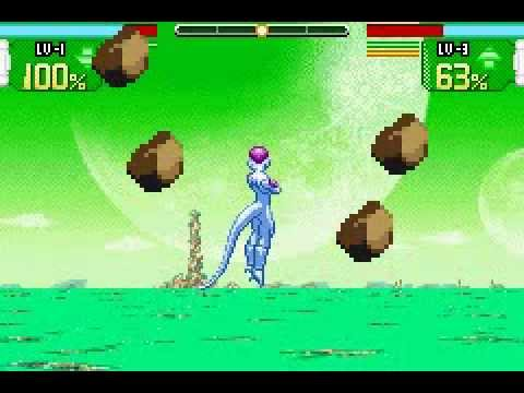 Dragon Ball Z - Supersonic Warriors - Dragon Ball Z: Supersonic Warriors - Challenge mode: Frieza