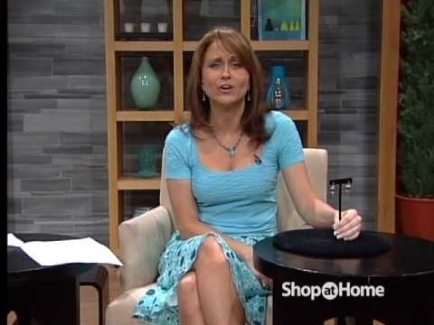 Laura tv host on shop at home tv network youtube Shop at home