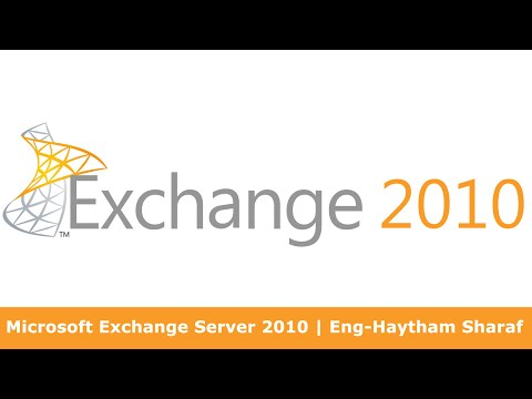 15-Microsoft Exchange Server 2010 (Database Availability Group) By Eng-Haytham Sharaf