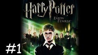 Let's Play Harry Potter I Zakon Feniksa Cz.1