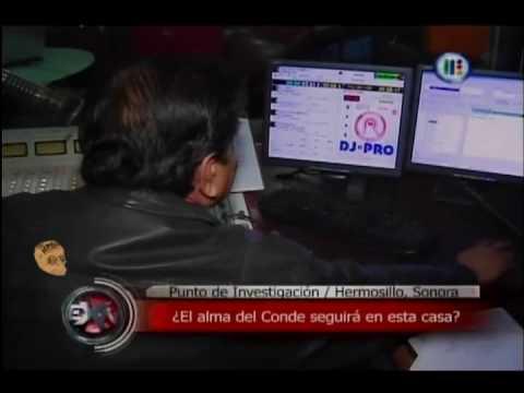 Extranormal Investigacion en Radio Sonora 2da parte