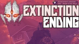 Call Of Duty: Ghosts EXTINCTION ENDING! Detonating The