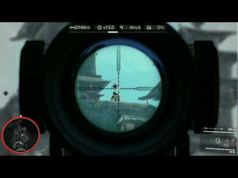 Sniper Ghost Warrior 2 Gameplay Teaser [HD]
