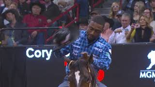 2017 Wrangler NFR Round 8 Highlights