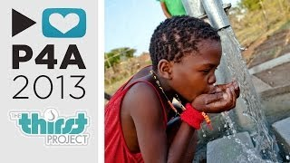 Project For Awesome 2013 | Thirst Project