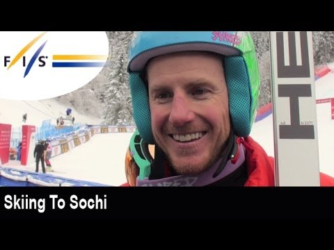 Skiing to Sochi with Ted Ligety