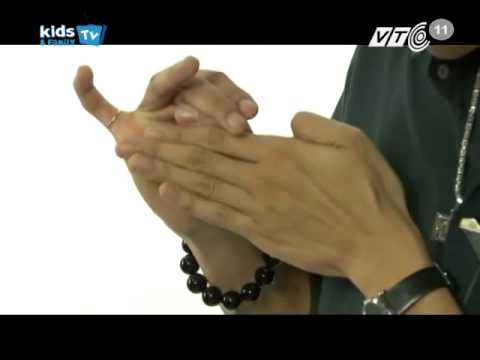 Ảo thuật gia J hướng dẫn kéo dài ngón tay