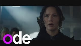 WATCH First Look At The Hunger Games: Mockingjay Part