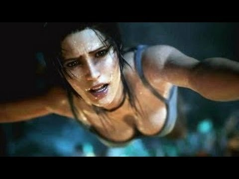 Tomb Raider 2013 Walkthrough Demo Gameplay  Survival Gameplay [PS3 XBOX360] PC HD
