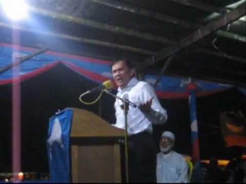 Pasca Bersih : Ceramah DS Anwar Ibrahim Di Besut.