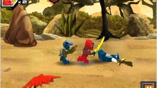 Lego Ninjago Rok Węży Gra Online