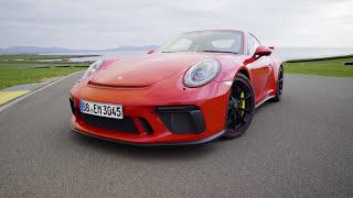 The Porsche 911 GT3 - Chris Harris Drives - Top Gear. Watch online.
