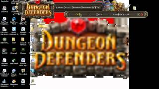 How To Mod Dungeon Defenders (Eternia Crystal)