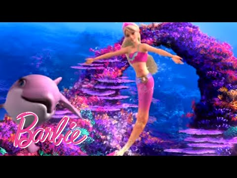 Barbi sirene 2 film colorier les enfants - Barbi sirene 2 film ...