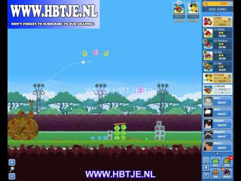 Angry Birds Friends Tournament Level 2 Week 125 (tournament 2) no power-ups