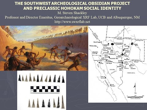 The Southwest Archaeological Obsidian Project and Preclassic Hohokam Social Identity.