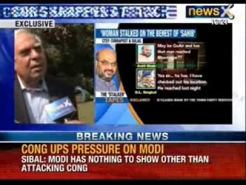 Narendra Modi need to talk about national issues, says Kapil Sibal - News X