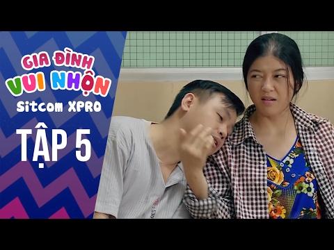 Phim Hài Tết 2017 Gia Đình Vui Nhộn - Tập 5 Âm Mưu Bí Ẩn (Huỳnh Lập, Hữu Tín, Minh Nhí)