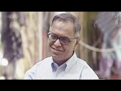 The Unstoppable Indians: N R Narayanamurthy (Aired: April 2008)