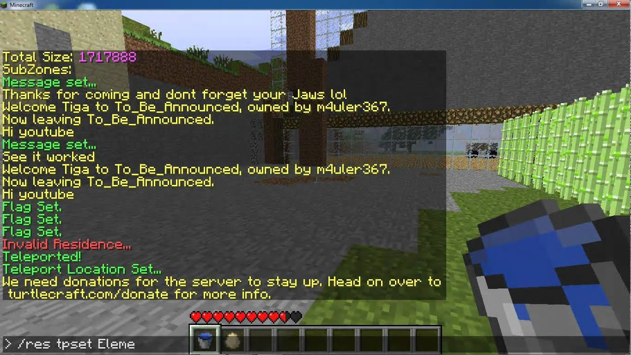 how to make your own minecraft server with plugins